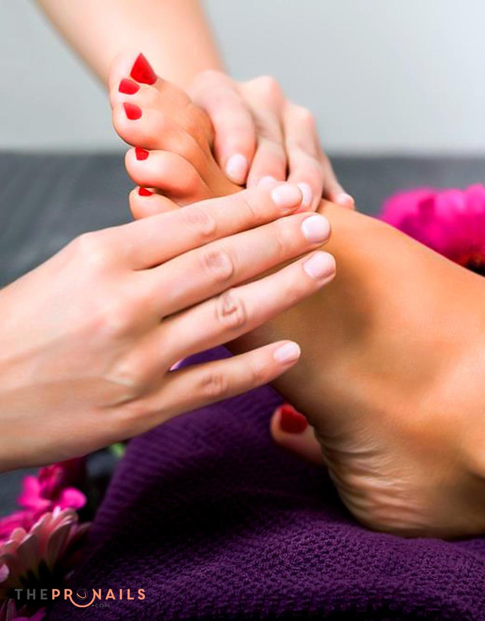 Nail Spa | Deluxe Pedicure